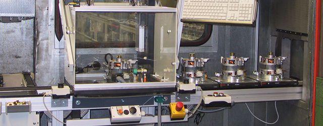 SCHLEICH_Fertigungslinie für Staubsaugermotoren