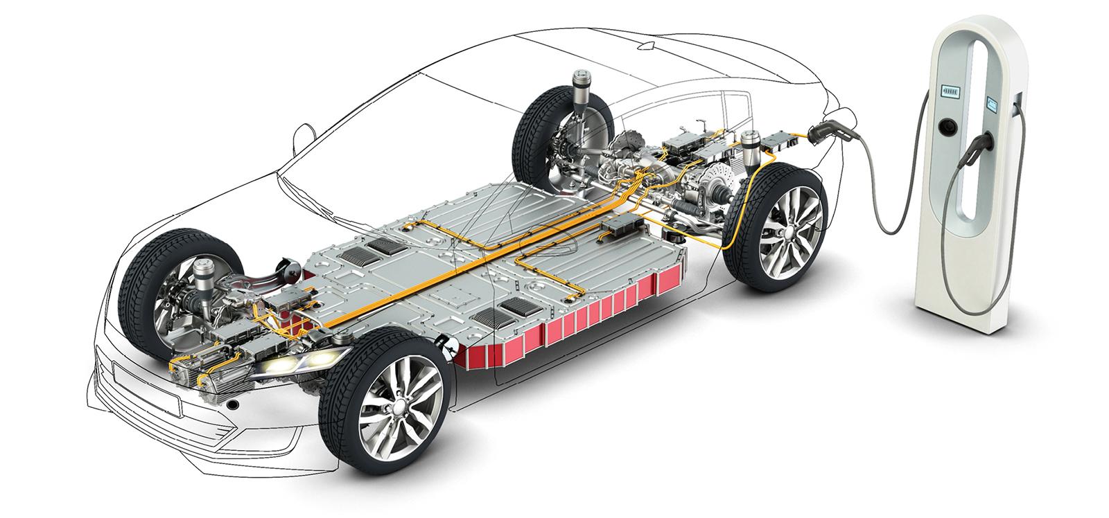 E-Fahrzeuge | Automotive | Hybrid