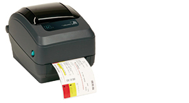 Abbildung Etikettendrucker